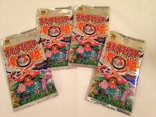 Pokemon Japanese CP6 base reprint 1st edition booster packs x4 - NEW & SEALED