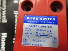 24CE1-S2, Honeywell Limit Switche Enclosed Basic Switch. NEW UK stock