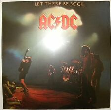 "Ac/Dc Let There be Rock Lp Vinyl 33 Giri 12"" Nuovo Sigilltato new sealed 2003"