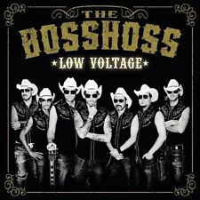CD*BOSSHOSS**LOW VOLTAGE***NAGELNEU & OVP!
