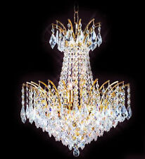 New! Crystal Chandelier  Chandeliers  Lighting 29