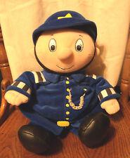 """Blyton's Toyland Mr Plod Pc Plod Police Plush Noddy Friend 16"""""""