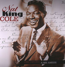 Nat King Cole COLE ESPANOL / A MIS AMIGOS Gatefold NEW SEALED Vinyl Passion 2 LP
