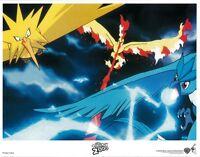 Pokemon movie poster print # 3 Pokemon poster - 11 x 14 inches
