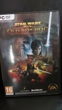 Star Wars The Old Republic PC DVD ROM LucasArts BIOWARE EA