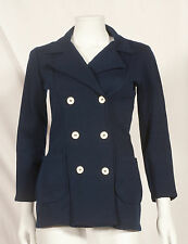 60'S FRENCH VINTAGE JACKET UK 6 small 8