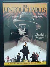 The Untouchables. DVD. Kevin Costner. Robert De Niro. Wide-screen Collection.
