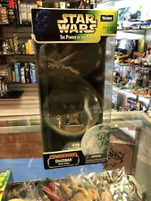 Star Wars POTF; Complete Galaxy: Dagobah with Yoda : 1998 Kenner