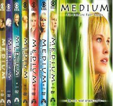 Medium Complete Season 1 2 3 4 5 6 7 Series Collection Episodes TV Show DVD Set