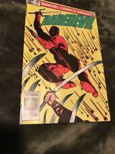 Marvel Daredevil #189 Black Widow Elektra Frank Miller 1982