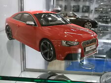 Audi rs5 a5 Coupe RS 5 red Quattro v8 2014 gt033 resin GT Spirit disponible 1:18