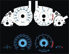 Bmw e39 5er/x5 e53 diesel plasma velocímetro velocímetro disco digital