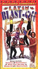 Richard Simmons - Latin Blast-Off (VHS, 2002) NEW SEALED