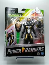 "Power Rangers Beast Morphers Cybervillain Robo Blaze 6"" Figure New"