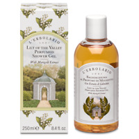 L'erbolario Lily Of The Valley Perfumed Shower Gel Extremely Delicate 250ml