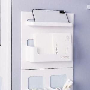 Easy Eco Life Bedside Shelf Accessories Organizer- Wall Mount Self Stick On UK