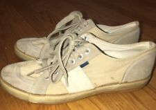 ALDO Canvas & Suede Lace Up Sneakers Casual Fashion Athletic Shoes Mens Sz 10 #