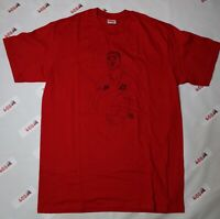 Supreme Prodigy Shirt Men's Medium Red B1