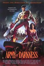 ARMY OF DARKNESS Movie POSTER 27x40 Ray Corrigan John 'Dusty' King Max Terhune