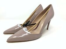 Zara Women's High Heels Pumps Court Shoes EU 40 US 9 Nude Pink Rose 5202/301 NWT
