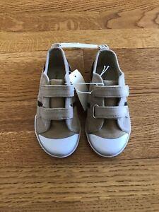Koala Kids Toddler Boy Beige Sneakers - Size 9
