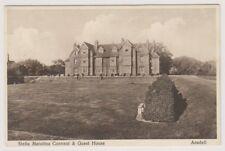 Lancashire postcard - Stella Matutina Convent & Guest House, Ansdell (A216)