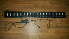 """New listing Marineland Reef Capable Led Aquarium Lighting System 48-60"""" With Built In 00004000  Timer!"""