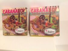 2X  NEW  The Balm Cabanaboy  Shadow/ Blush 8.5g/0.3oz