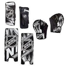 Street Hockey Goalie Pads Set Youth Team Sports Kids Play Equipment Gear Gloves