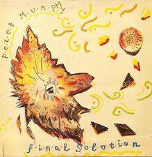 """Peter Murphy – Final Solution (12"""")"""