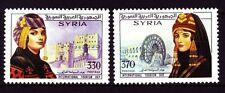 Syrien Syria 1987 ** Mi.1666/67 Tourismus Tourism Aleppo Hamah