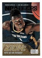 ZION WILLIAMSON 2019-20 NBA HOOPS ROOKIE SPECIAL KEYS TO THE KINGDOM #SPEC1