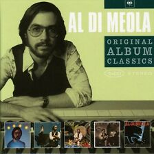 Al Dimeola, Al di Me - Original Album Classics [New CD] Holland - Import