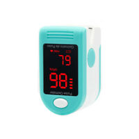 Pulsoximeter-Finger Sauerstoff Puls Blut Messgerät SpO-2 Oximeter Puls-oxymeter