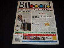 2001 NOVEMBER 17 BILLBOARD MAGAZINE - GREAT MUSIC ISSUE & VERY NICE ADS - O 7190