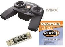 Multiplex / Hitec RC MULTIflight PLUS Set with SMART SX 6 Mode 2/4 / 15305