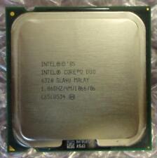 Intel SLA4U E6320 Core 2 Duo 1.86GHz/4 m/1066 FSB Socket 775 Processeur