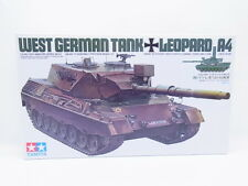 Lot 8262 | TAMIYA 35112 West Germany Tank Leopard 1:35 KIT NUOVO IN SCATOLA ORIGINALE