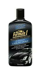Formula 1 Premium Liquid Wax Polymer Protection - 16 oz.