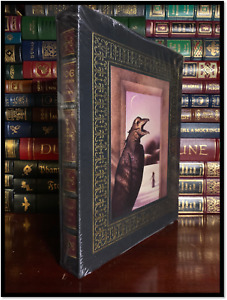 Edgar Allan Poe Stories & Poems Sealed Easton Press Limited Leather Bound 1/1200