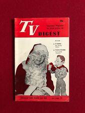 "1950, Howdy Doody, ""TV DIGEST""  (Scarce) (Christmas Edition)"