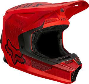 2021 Fox Racing V2 Speyer Helmet - Motocross Dirtbike Offroad Adult