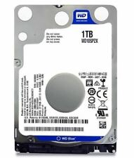 Western Digital 1TB 2.5 WD10SPZX 5400rpm HDD for Laptop