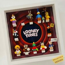 Display Frame case for Lego Looney Tunes minifigures 71030 27cm