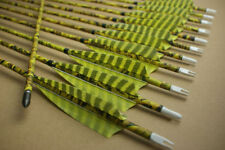 Feathers Carbon Shaft Complete Archery Arrows