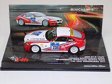 1/43 Minichamps BMW Z4 M Coupe car #236 Scuderia Augustusburg Bruhl Nurburgring