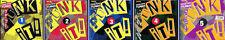 V/A Punk It Vol.1+2+3+4+5 - Japan Mini Lp CD - NEW 5Album