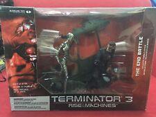 McFarlane Terminator End Battle Box Set, Not NECA