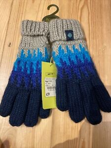 BNWT Ted Baker Boys Gloves 7-10 Years