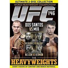 UFC 146 Dos Santos vs Mir  BRAND NEW SEALED 2DVD SET! FREE POST!